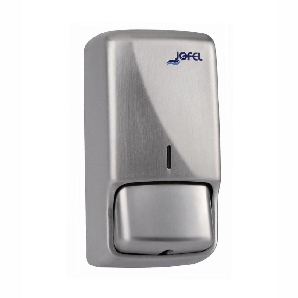 Наливной диспенсер для жидкого мыла Jofel AC53050/AC53550 (полированная поверхность), фото