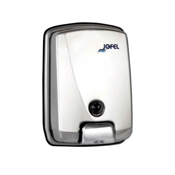 Дозатор жидкого мыла Jofel AC54000/AC54500 (полированная поверхность), фото