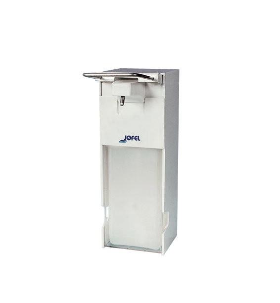 Диспенсер для жидкого мыла с локтевым приводом Jofel AC14000, фото