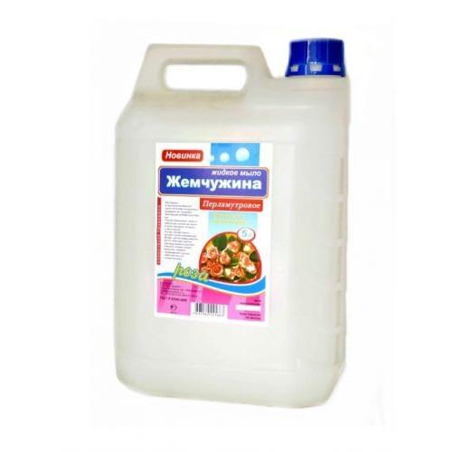 Жидкое крем-мыло 5 литров, фото