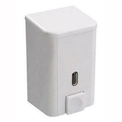 Дозатор для жидкого мыла SD (0,5л. Ш:Г:В, мм 90х80х150), фото