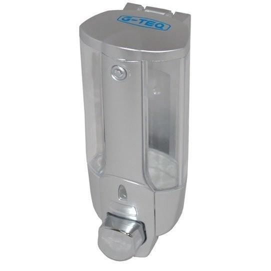 Дозатор для жидкого мыла хром 0.38 л. G-teq 8619, фото