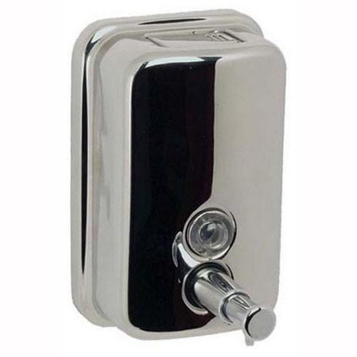 Дозатор для жидкого мыла G-teq (0.8л. ШхГхВ: 125х210х118мм), фото