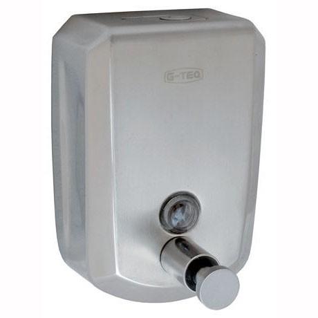Дозатор для жидкого мыла G-teq Luxury (0,5 литра 102×100×150 мм), фото