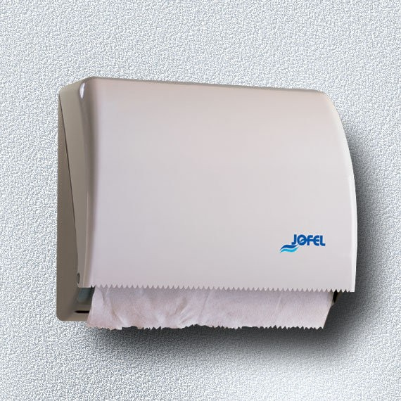Держатель бумажных полотенец Jofel AH45000/AH46000 (белый пластик), фото