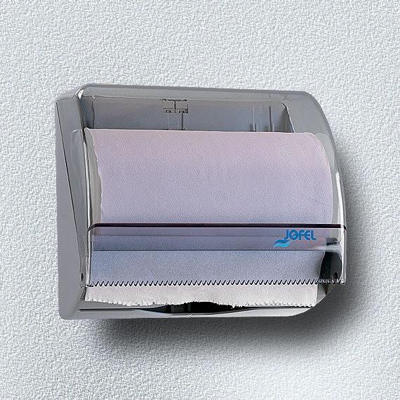 Держатель бумажных полотенец Jofel AH45000/AH46000 (серый пластик), фото