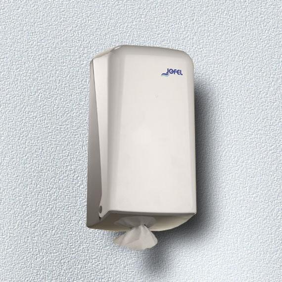Диспенсер для рулонных полотенец Jofel AG32000/AG33000 (белый цвет), фото