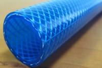 Фото - Шланги ПВХ 032Б40, армированные синтетической нитью, напорные, высокого давления, маслобензостойкие