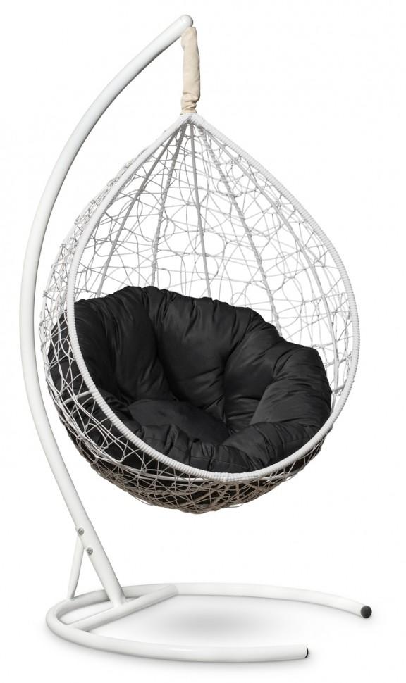 Фото - Подвесное кресло SEVILLA VERDE белое + каркас