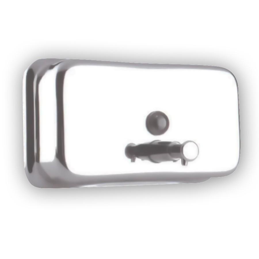 Дозатор для жидкого мыла Jofel ALL1003/ALL1003B (полированная нержавеющая сталь), фото