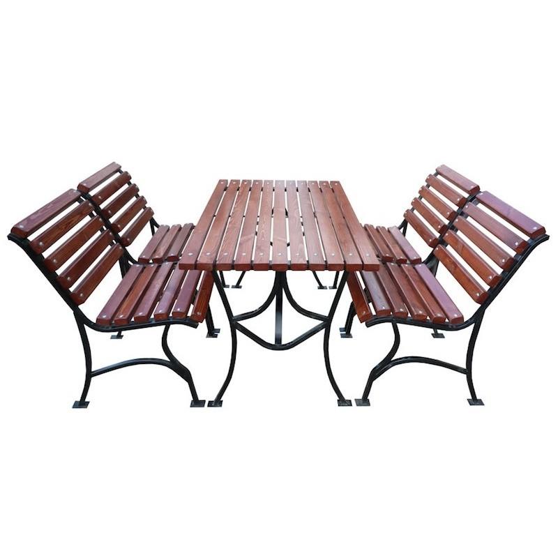 Фото - Комплект мебели для кафе ЭЛЕГАНТ (столы и кресла)