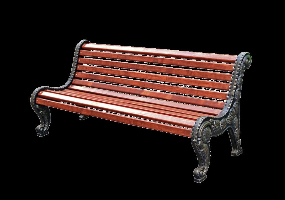 Фото - Скамейка садовая КЛАССИК (0,6 (кресло))