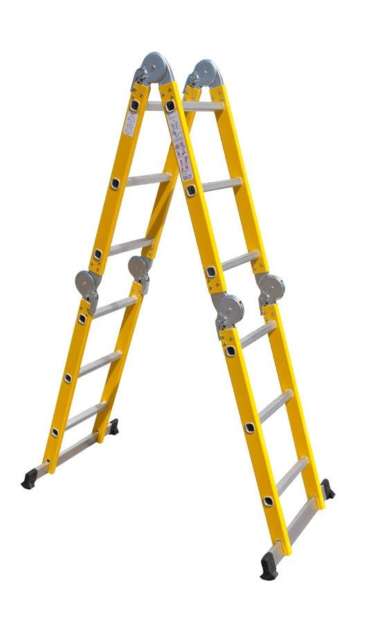 Лестница-трансформер 4х3 F диэлектрическая 140443